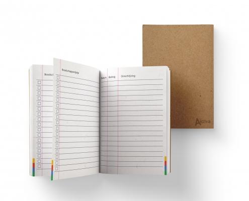 Huishoudboekje van Aktiva